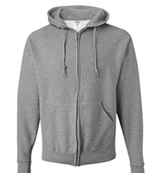 Jerzees Adult Full-zip Hooded Sweatshirt Mens