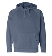 Custom Pigment Dyed Pullover Hooded Sweat Mens