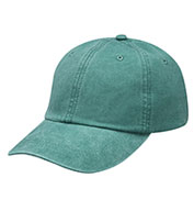 Custom Washed Pigment-Dyed Cap