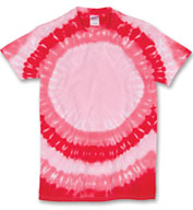 Gildan Tear Drop Rainbow Tee