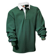 Heavyweight Solid Rugby Jersey