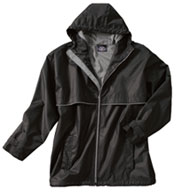 New Englander Adult Rain Jacket  by Charles River Apparel