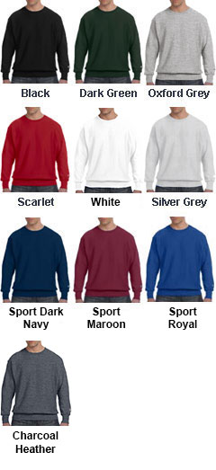 Champion Super Heavyweight Reverse Weave Crew Neck Sweatshirt - All Colors