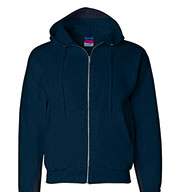 Champion Heavyweight Full Zip Hooded Sweatshirt