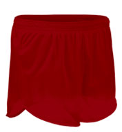 Custom Youth Solid Tricot Shorts