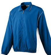 Adult Micro Poly Full-Zip Jacket
