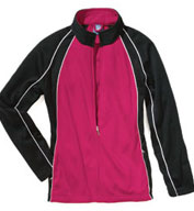 Adult Womens Olympian Team Jacket by Charles River Apparel