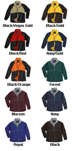 The Rival Team Jacket by Charles River Apparel - All Colors