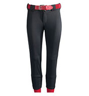 Womens Modified Low Rise Softball Pant