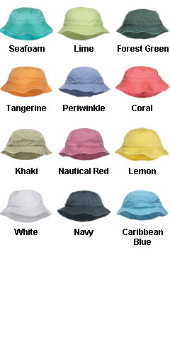 Custom Vacationer Bucket Hat - All Colors